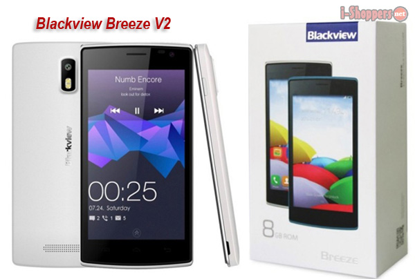 Blackview Breeze V2 обзор