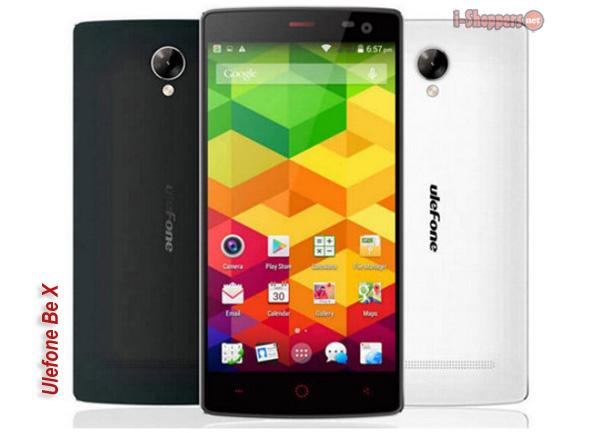 Ulefone Be X смартфон 4.5 дюйма