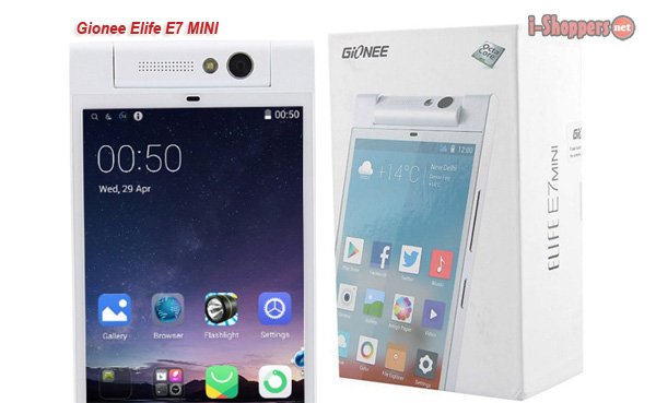 Gionee Elife E7 MINI обзор