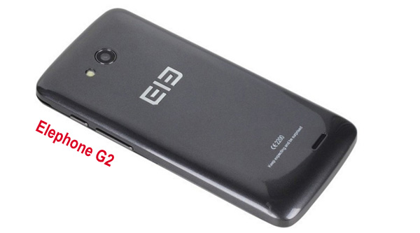 Elephone G2 с поддержкой 4G