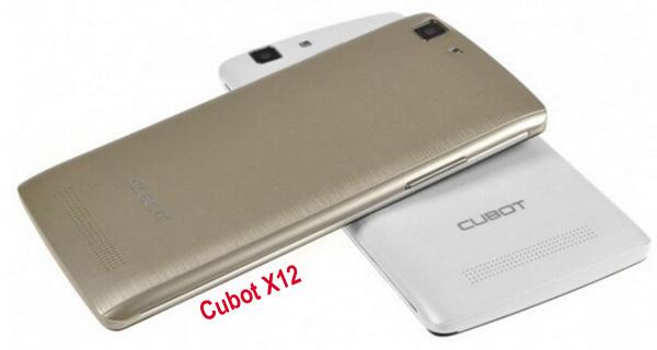 Cubot X12 бюджетный смартфон с 4G и экраном 5 дюймов