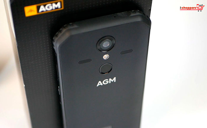 review AGM A9