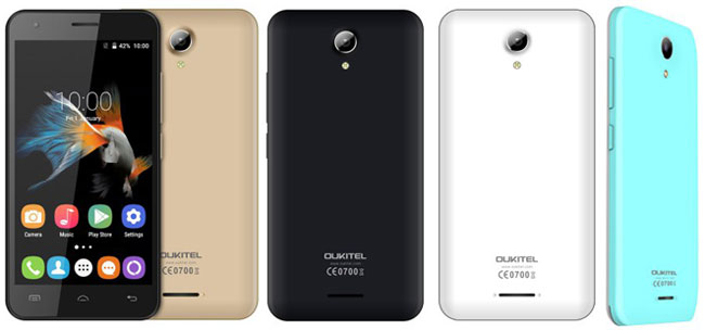 обзор смартфона Oukitel C2