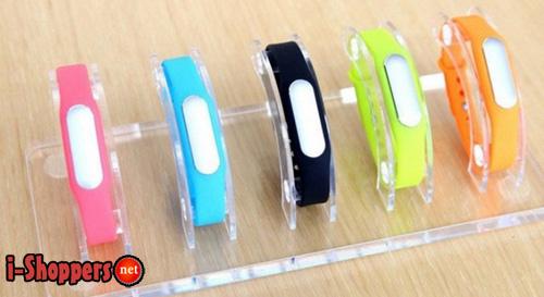 какие есть цвета Xiaomi Mi Band