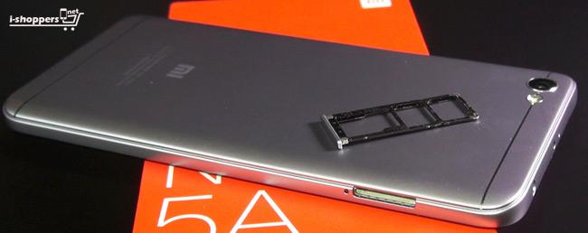 лоток на 3 карточки Redmi Note 5A