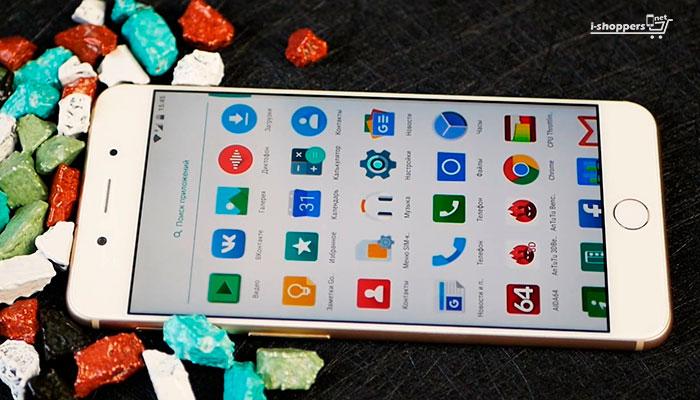 Yu Fly F9 смартфон