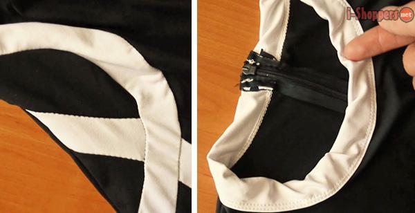 обзор клубного мини платья с Алиэкспресс