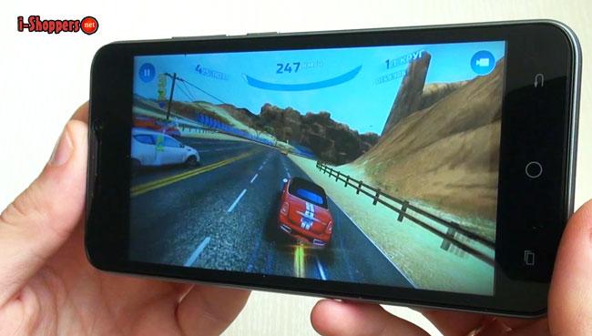 игры на бюджетном смартфоне