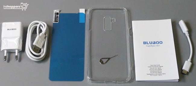 официальный комплект поставки смартфона