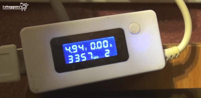 тест автономности Bluboo S8