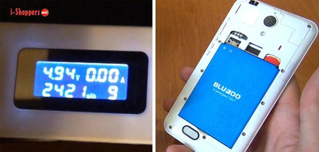 тест батареи аккумулятора Xfire