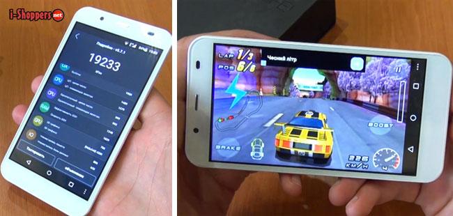 как смартфон ведёт себя в играх