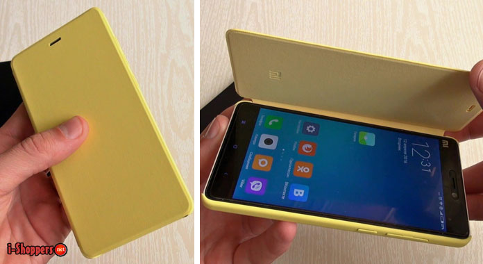 оригинальный чехол Xiaomi Mi4c отзыв