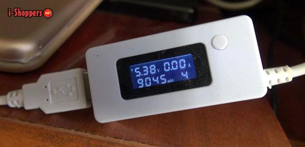 тест аккумулятора Chuwi Hi12