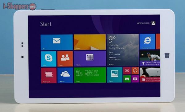 chuwi Hi8 планшет с Windows 8.1