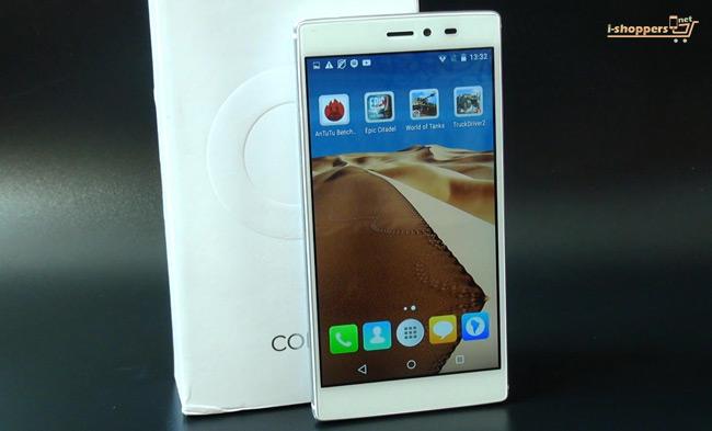 обзор смартфона Qcong Metal (Micromax canvas 6)