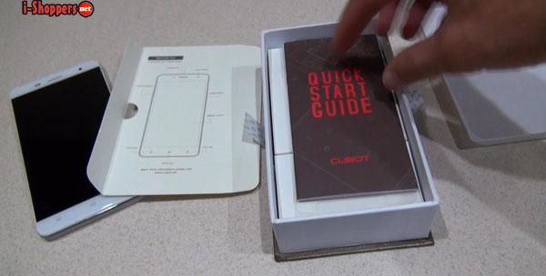 комплектация смартфона