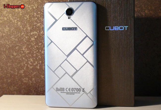обзор CUBOT MAX