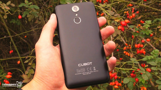 Обзор Cubot Note Plus