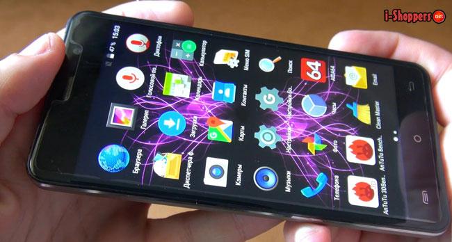 чистый Android 5.1 Lollipop