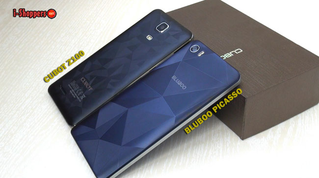 cubot z100 или Bluboo Picasso