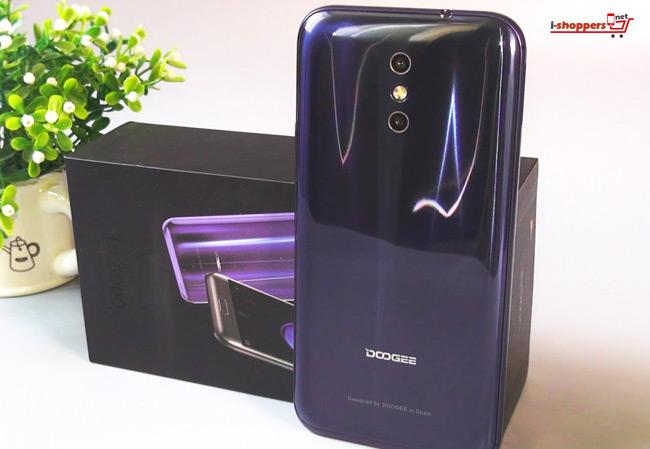 Doogee BL 5000 review обзор смартфона