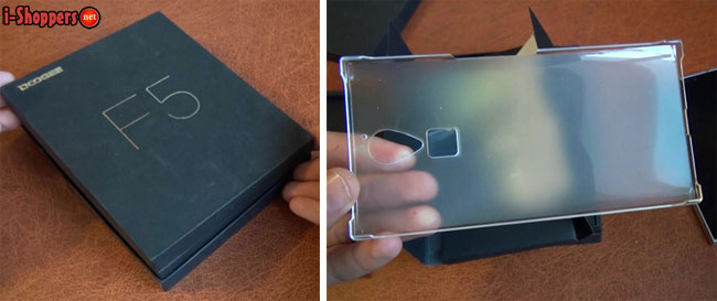 doogee f5 подробный обзор смартфона