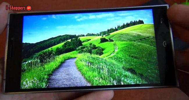 экран смартфона doogee f5
