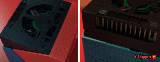 активное охлаждение - кулер и радиатор