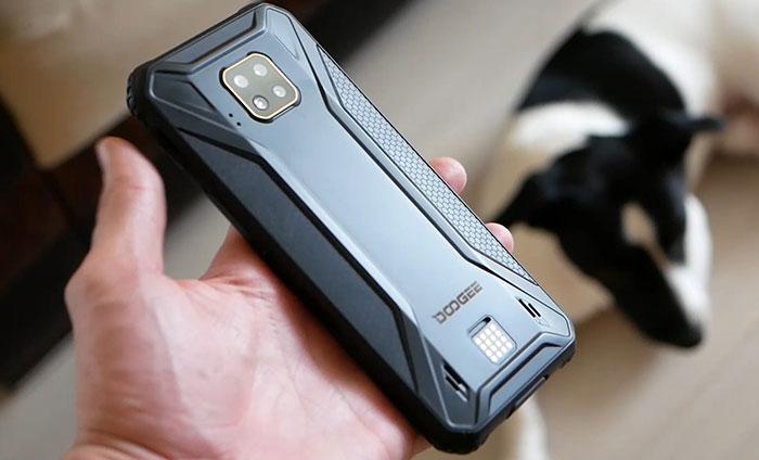 Doogee S95 pro hand on