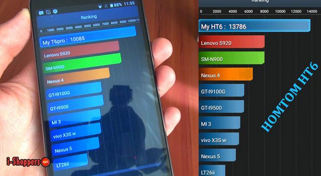 обзор и тест батареи Doogee t6 pro