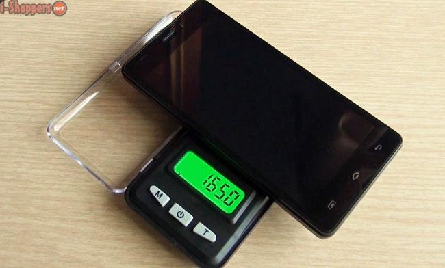вес смартфона 165 грамм