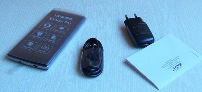 обзор комплектации смартфона