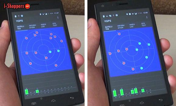 тест GPS Doogee X5 max