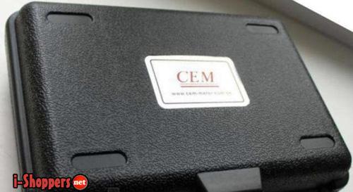 CEM DT 156 в футляре