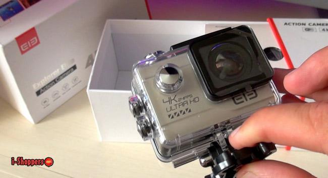 камера в аквабоксе