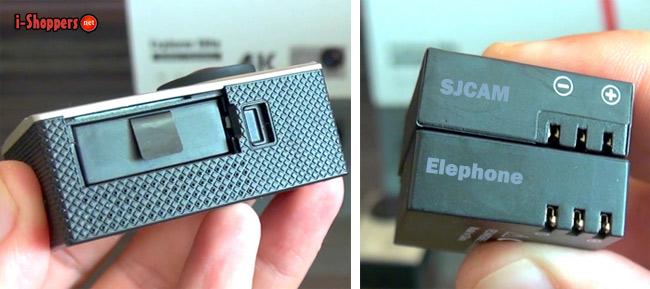аккумулятор Elephone Elecam Explorer