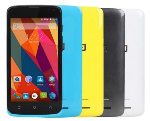 цвета корпуса Elephone G2