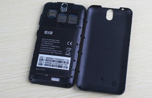 смартфон с 4G и хорошей батареей 4000 Мач