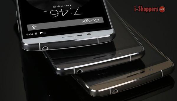 смартфон в металлическом корпусе с 3 ГБ ОЗУ