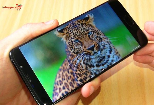 отзыв об экране Elephone S7