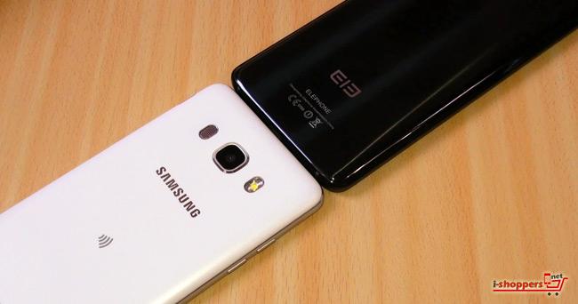 elephone s7 VS Samsung J5