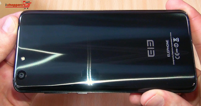 задняя крышка Elephone S7 Black