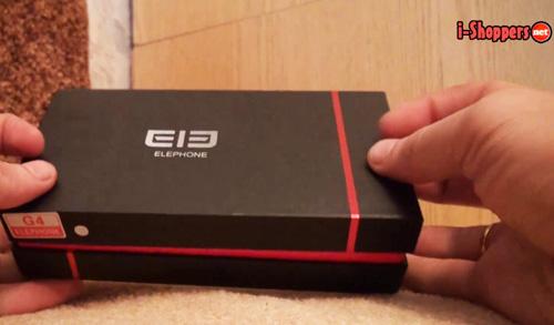 красно-черная коробка