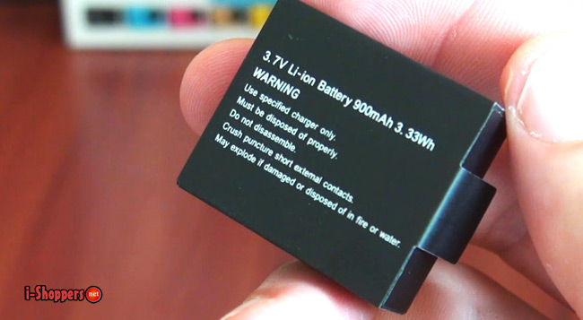 батарея SJCAM