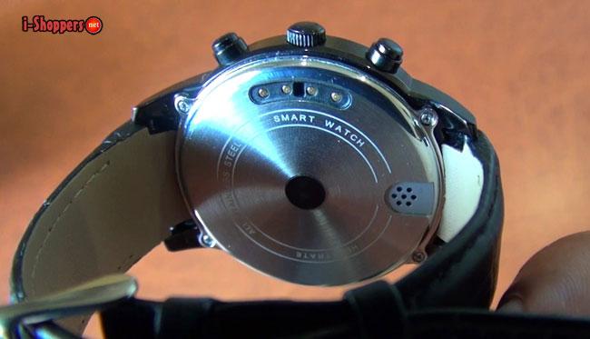 корпус часов металлический