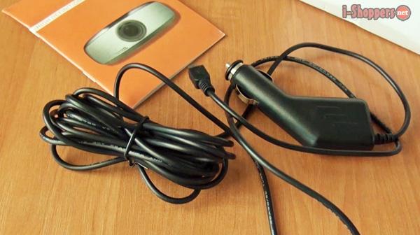 автомобильный адаптер видеорегистратора