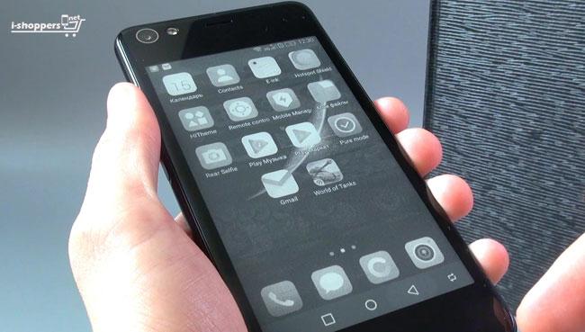 обзор смартфона с двумя экранами Hisense A2