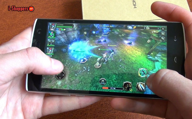игры на смартфоне