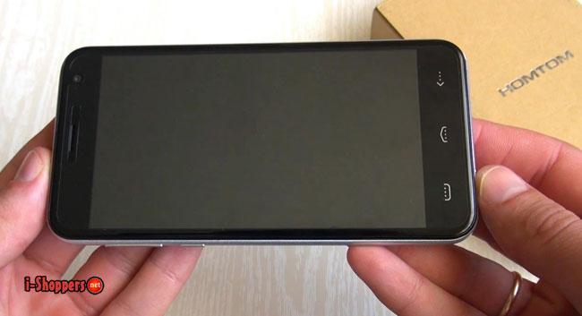 homtom HT3 дизайн смартфона